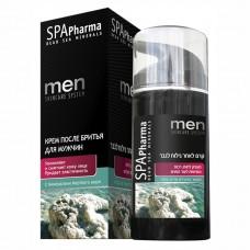 Kрем после бритья для мужчин Spa Pharma
