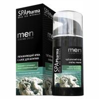 Увлажняющий крем с алое для мужчин Spa Pharma