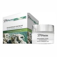 Увлажняющий эмульсия для жирной кожи Spa Pharma