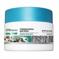Грязевая маска для волос для всех типов волос Spa Pharma