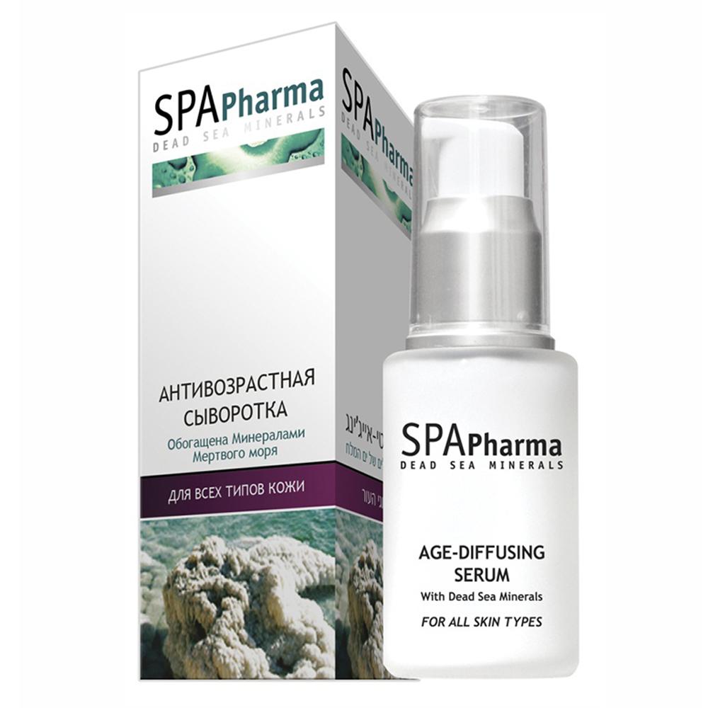 Антивозрастная сыворотка для всех типов Spa Pharma