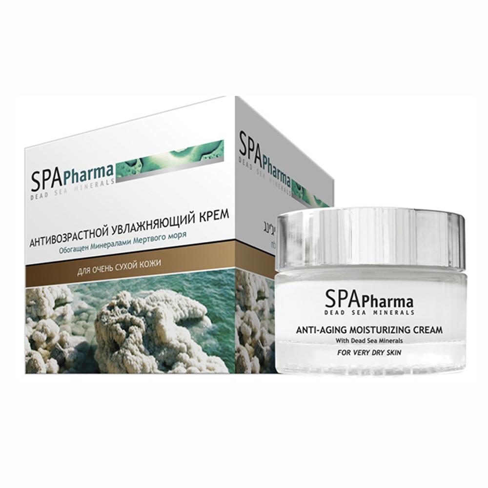 Антивозрастной увлажняющий крем Spa Pharma купить